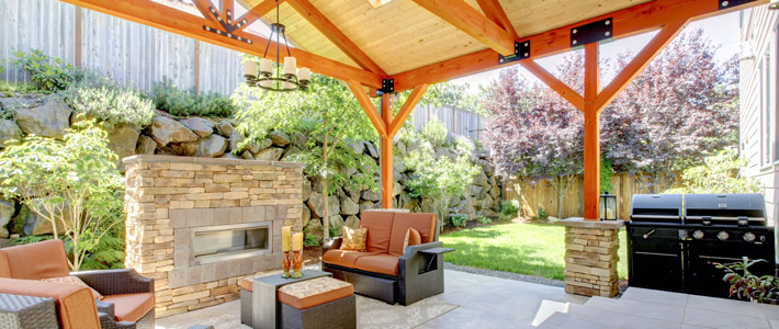 Muskegon Outdoor Living Spaces
